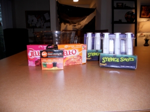 Syringe Shots
