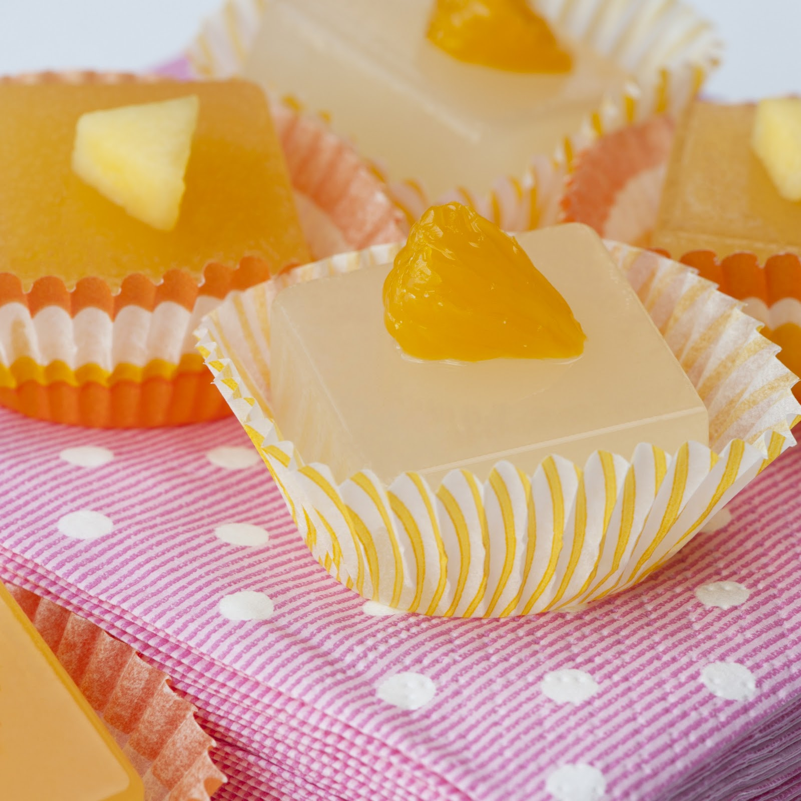Mandarin Cosmo Jello Shots…….find out how to make HERE